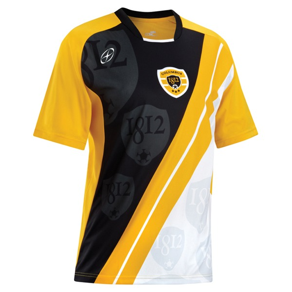 Xara City Series Columbus Soccer Jersey - 1063COL