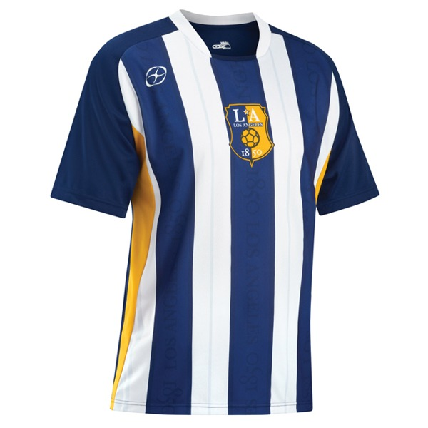 Xara City Series Los Angeles Soccer Jersey - model 1063LOS