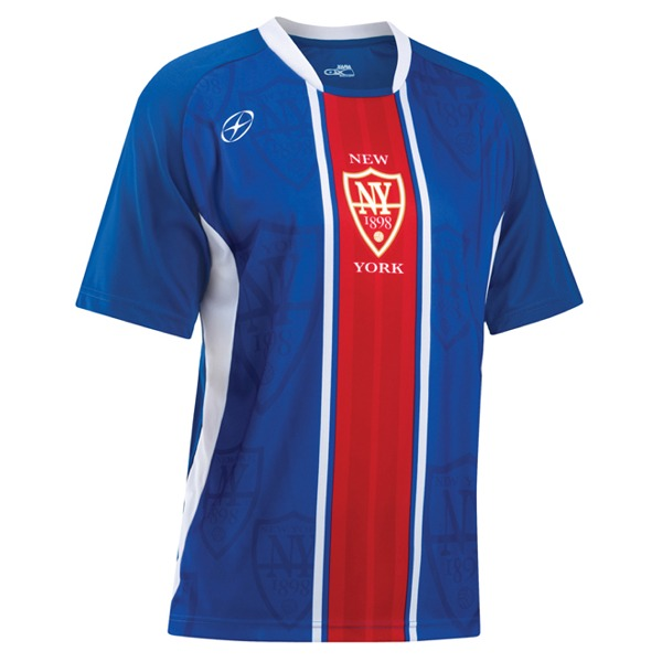 Xara City Series New York Soccer Jersey - model 1063NEW