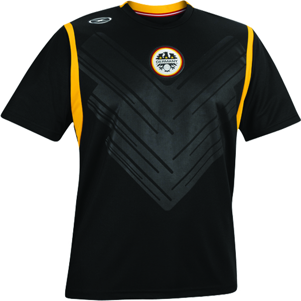 Xara Germany International Soccer Jersey - model 1086GER