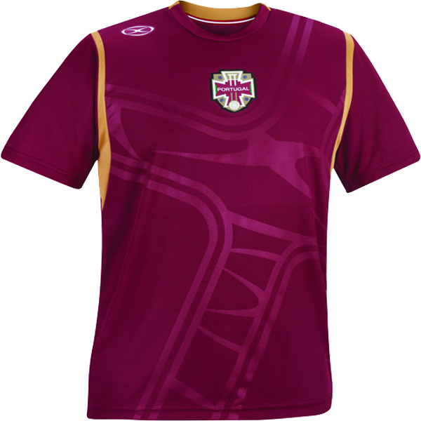 Xara Portugal International Soccer Jersey - model 1086POR