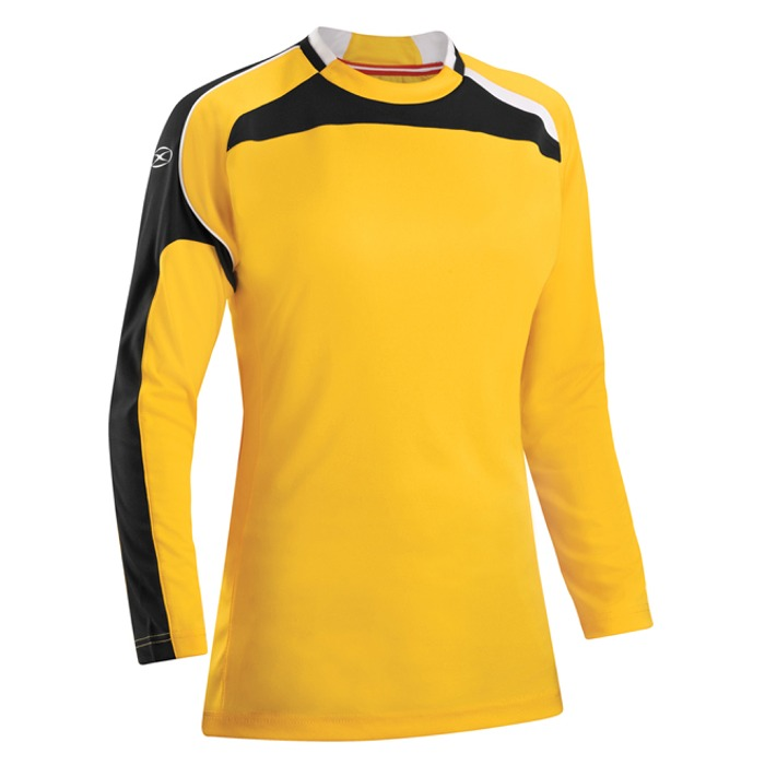 Xara Legend Women's Yellow Goalkeeper Jersey - model 5070