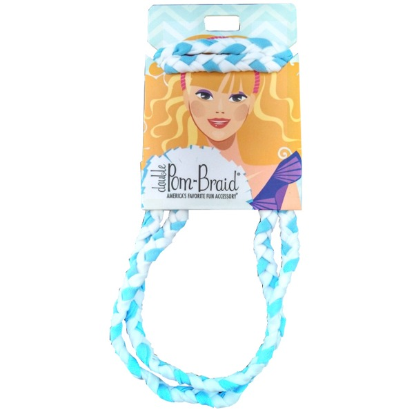 Pomchies Pom-Braid Headband - model POMHB