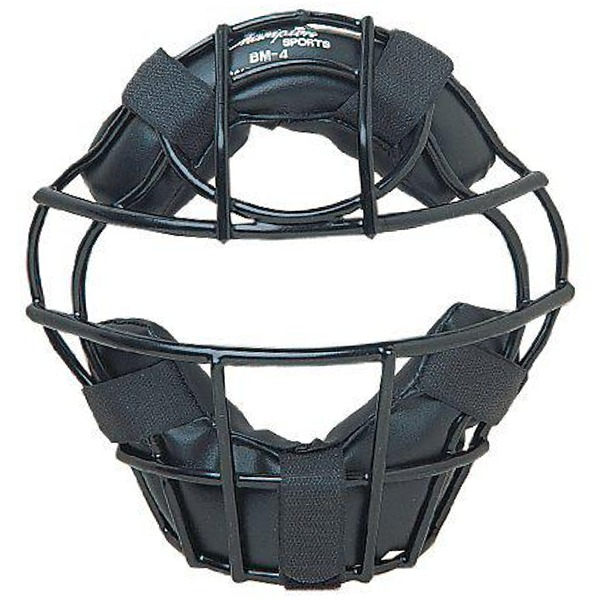 Champion Heavy-Duty Youth Catcher's and Umpire's Mask - mode BM4