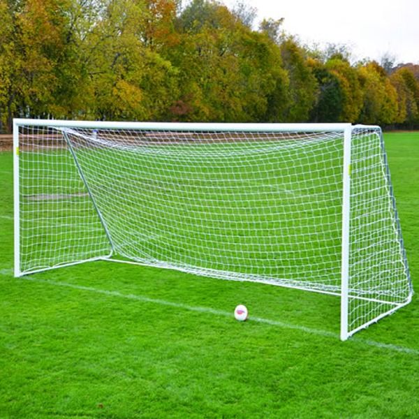 Nova Classic Round 8 x 24 Round Official Soccer Goals - model SGP-400