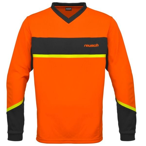 Reusch Razor Orange/Black Goalkeeper Jersey - model 3511104O