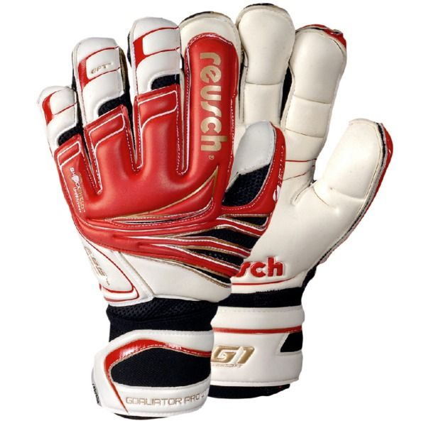 Reusch Goaliator Pro G1 Ortho-Tec Goalkeeper Gloves - model 1870900