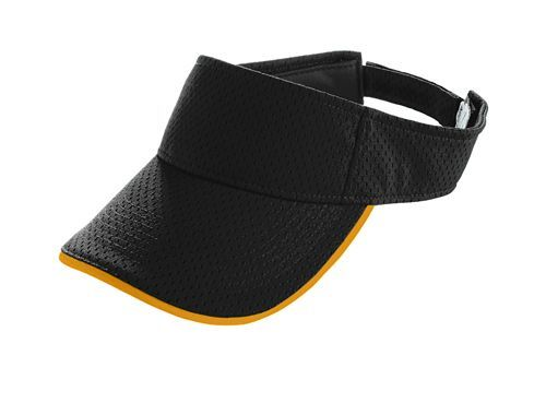 Athletic Mesh Two Color Visor - model 6223