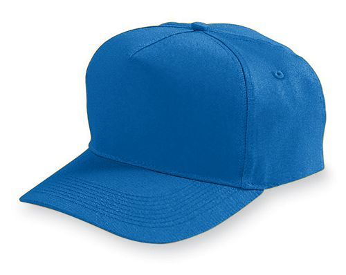 Five Panel Cotton Twill Cap - model 6202i