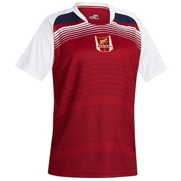 Xara Arsenal Champion Soccer Jersey - model 1025ARS