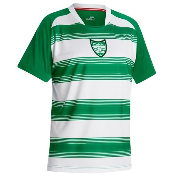 Xara Celtic Champion Soccer Jersey - model 1025CEL