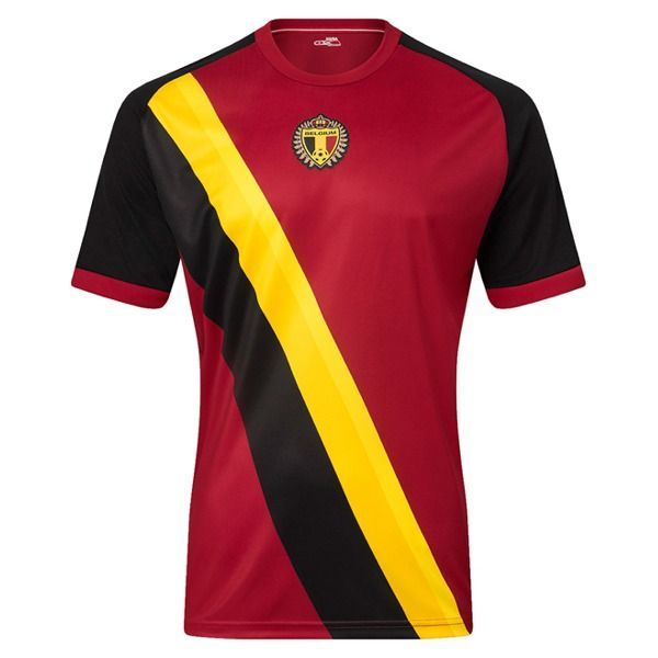 Xara Belgium International IV Soccer Jersey - model 1042BEL