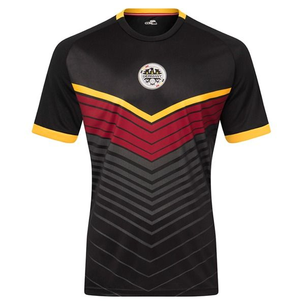 Xara Germany International IV Soccer Jersey - model 1042GER