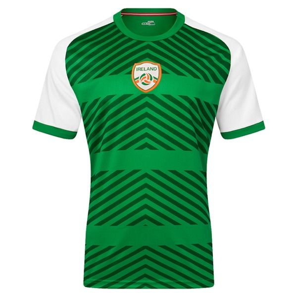 Xara Ireland International IV Soccer Jersey - model 1042IRE