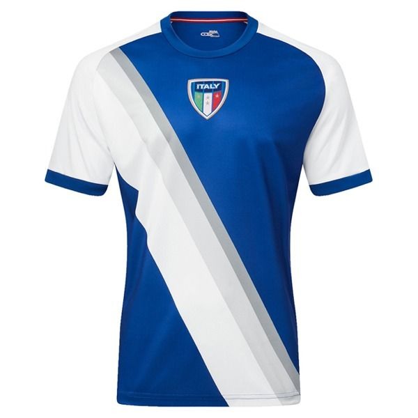 Xara Italy International IV Soccer Jersey - model 1042ITA