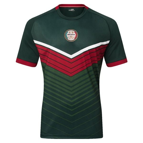Xara Mexico International IV Soccer Jersey - model 1042MEX