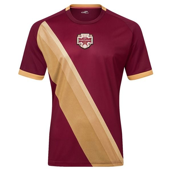 Xara Portugal International IV Soccer Jersey - model 1042POR