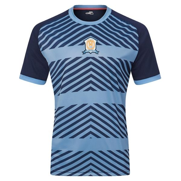 Xara Uruguay International IV Soccer Jersey - model 1042URU