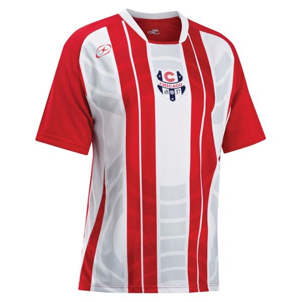 Xara City Series Chicago Soccer Jersey - model 1063CHI