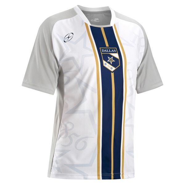 Xara City Series Dallas Soccer Jersey - model 1063DAL
