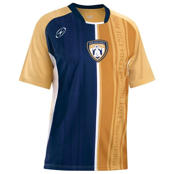 Xara City Series Philadelphia Soccer Jersey - model 1063PHI