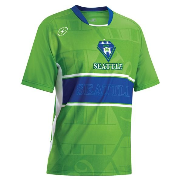 Xara City Series Seattle Soccer Jersey - model 1063SEA