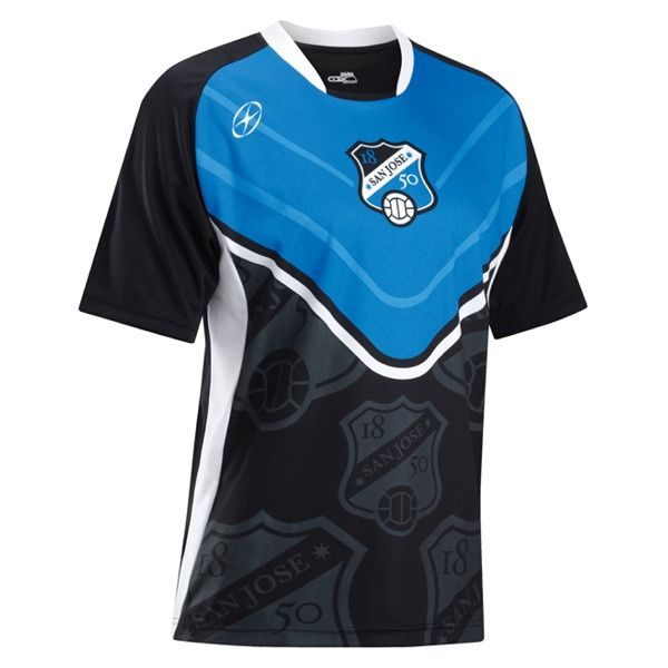 Xara City Series San Jose Soccer Jersey - model 1063SAN