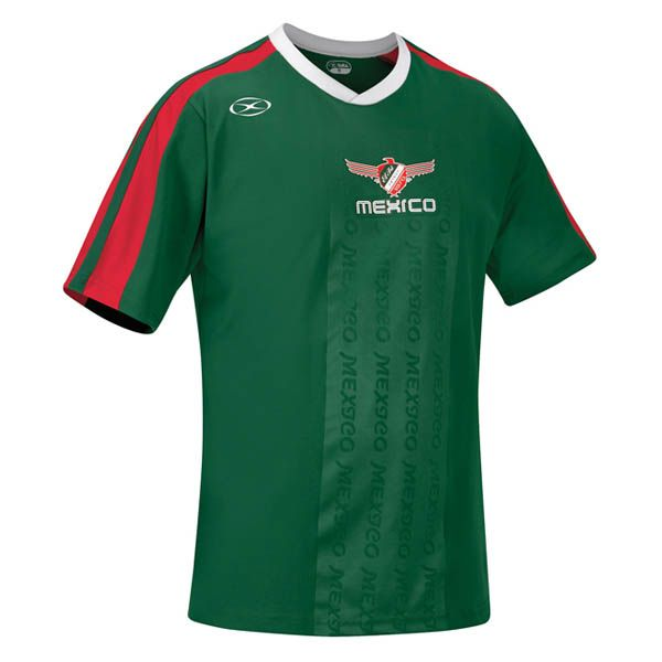Xara Mexico International II Jerseys - model 1094MEX
