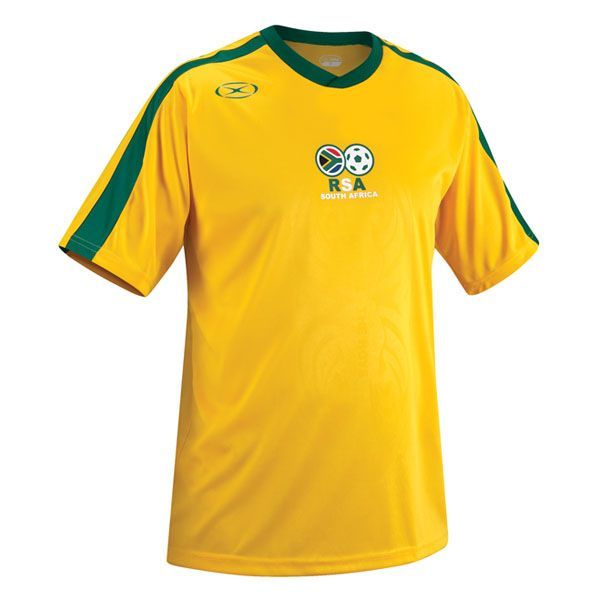 Xara South Africa International II Jerseys - model 1094SAF
