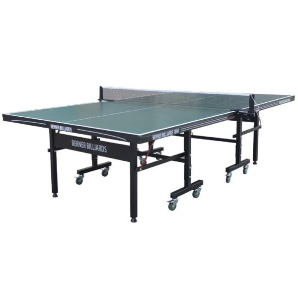 1800 Ping Pong Table in Black - model PP-1800