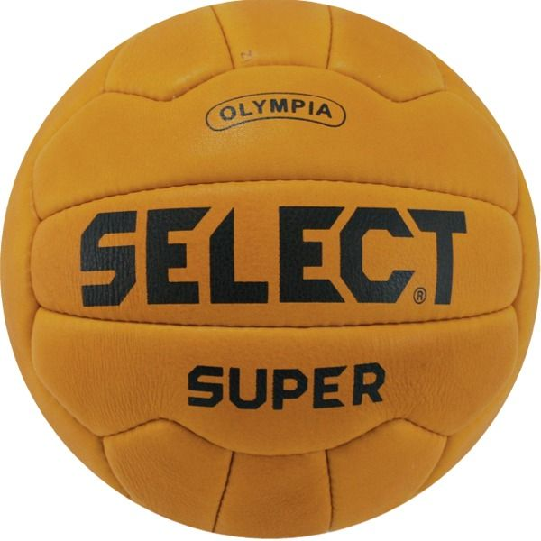 Select 1950 Leather Soccer Ball - model 01-151-555
