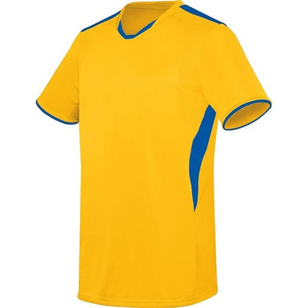 High Five Globe Soccer Jersey - model 22890