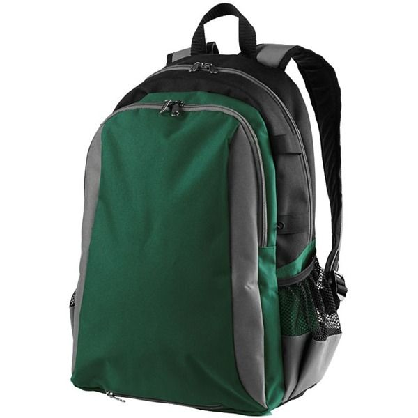 High Five Multi-Sport Forest/Graphite Backpack - model 27890-FOR