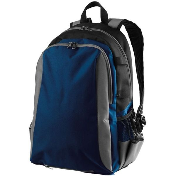 High Five Multi-Sport Navy/Graphite Backpack - model 27890-NAV
