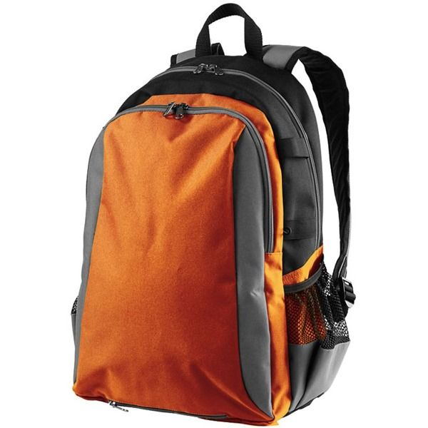 High Five Multi-Sport Orange/Graphite Backpack - model 27890-ORA