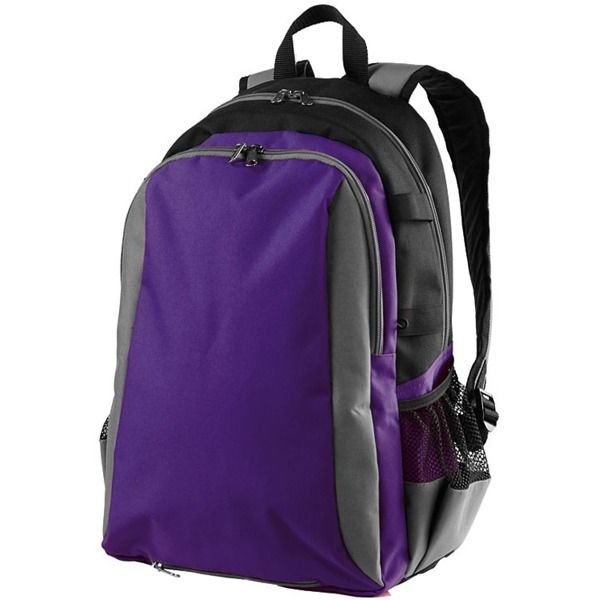 High Five Multi-Sport Purple/Graphite Backpack - model 27890-PUR