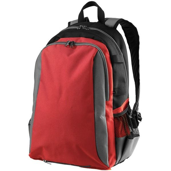 High Five Multi-Sport Scarlet/Graphite Backpack - model 27890-SCA