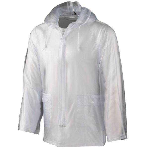 Clear Rain Jacket - model 3160