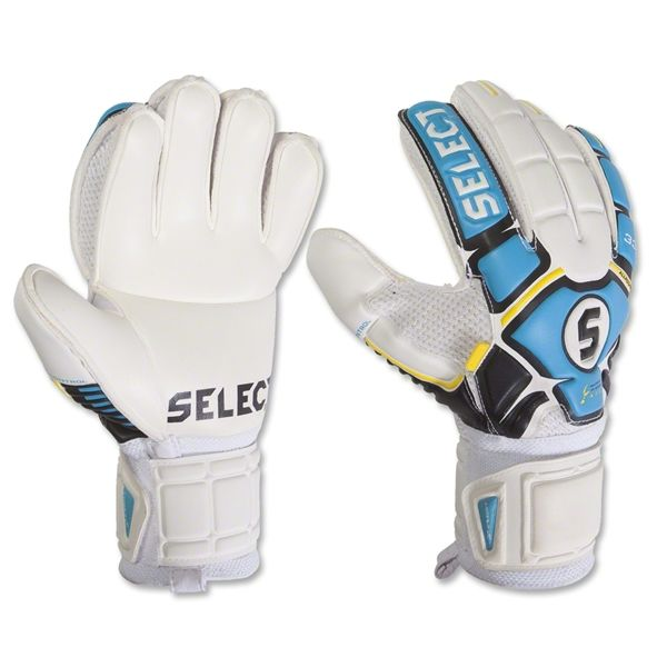 Select 33 All Round Fingersaver Soccer Goalkeeper Gloves - model 60-233