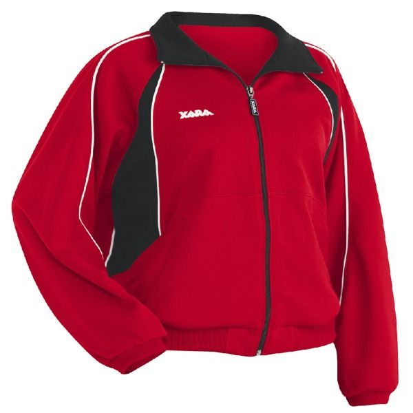 Xara Nottingham Women's Soccer Jacket - model 4005