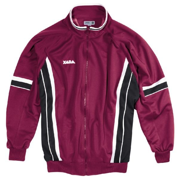 Xara Ipswich Soccer Jacket - model 4086