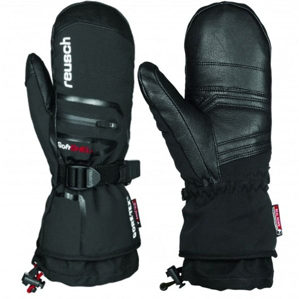 Reusch Down Spirit Ski Mittens - model 4601655