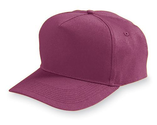 Five Panel Cotton Twill Cap - model 6202d