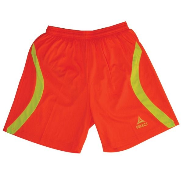 Select Ohio Orange Goalkeeper Shorts - model 54-600-001
