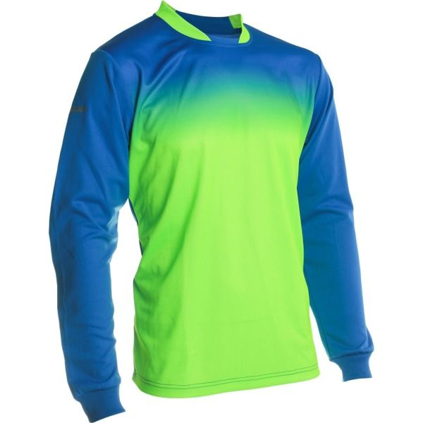 Vizari Vallejo Royal/Neon Green Soccer Goalkeeping Jersey - model 60041