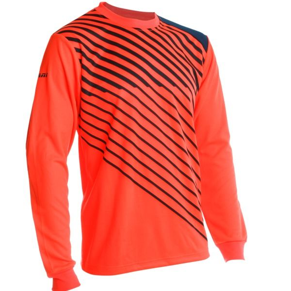 Vizari Arroyo Orange/Navy Blue Soccer Goalkeeper Jersey - model 60043