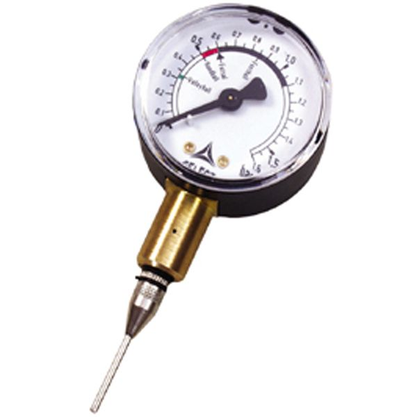Select Analog Soccer Ball Pressure Gauge - model 70-910A