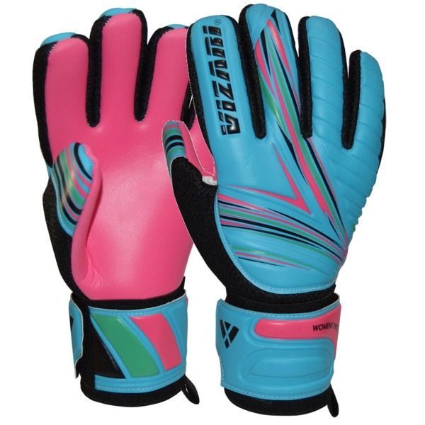 Vizari Pro Grip Women's F.P. Fingersaver Goalkeeper Gloves - model 80080