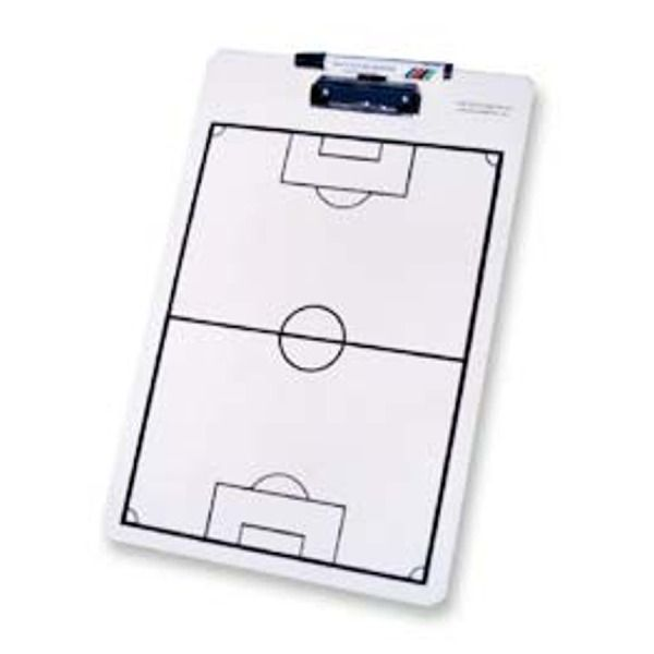 Teamgear Soccer Clipboard - model 828