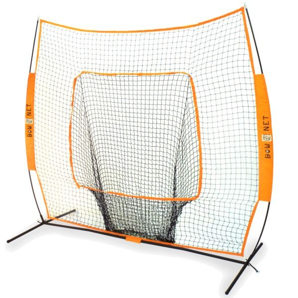 BowNet Big Mouth Soft Toss Net - model BNBM
